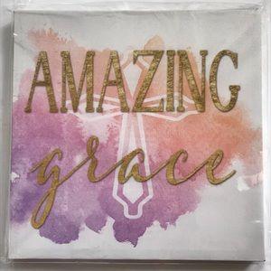 Canvas Amazing Grace